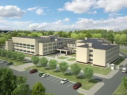 Новый реабилитационный центр в Омске