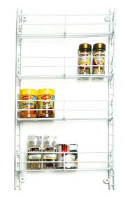 Tier Spice Rack Spice Rack 4 Tier Adjustable White From Storage Box