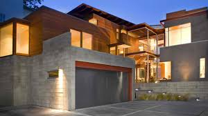 15 Detached Modern and Contemporary Garage Design Inspiration | Home Design  Lover