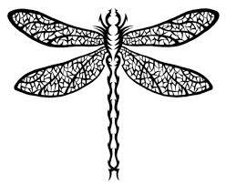 Vážka 1 Návrhy Tetování Ornamenty Kresbičky Galleries