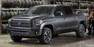 2018 Toyota Tundra Features