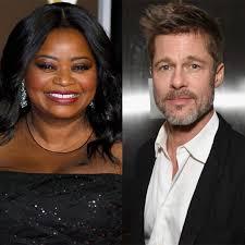 Octavia Spencer Wants to Hook Up With Brad Pitt - E! Online
