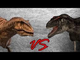 carcharodontosaurus size giganotosaurus vs carcharodontosaurus youtube