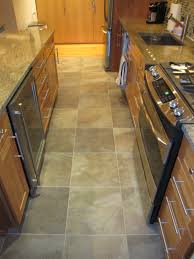 Heated Kitchen Floor Tile Floor Kitchen Model Interesting Designs For Wall Designs