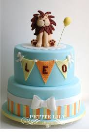 Pin by Crafts N Cooks on nishiv in 2020 | <b>Lion baby</b> shower cake ...