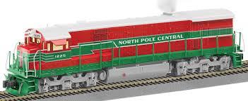 lionel santas flyer santa trains lionel trains