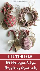 Rustic Christmas Ornaments 271 Best Rustic Christmas Decor Diy Images On Pinterest