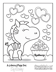 Small Picture Personalized Coloring Pages at Coloring Book Online