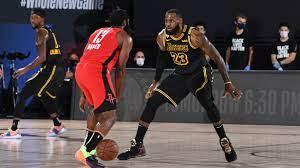 Houston Rockets vs Los Angeles Lakers Sep 6, 2020 Game Summary