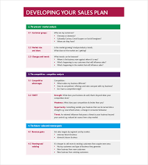 Strategy Template 19 Free Word Excel Pdf Document