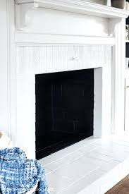 every wondered how to paint a brick fireplace white just follow these simple steps whitewash