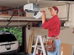 expert garage door opener repair