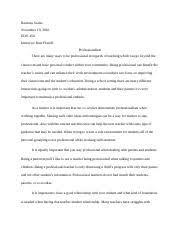 edu classroom management grand canyon page course 3 pages edu 450 professionalism docx