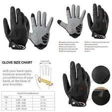 Details About Cool Change Full Finger Bike Gloves Unisex Outdoor Touch Screen Cycling Gloves R