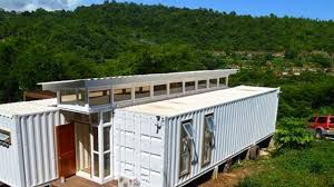 Amazing Shipping Container Homes - 20 Homes Made From Shipping Containers -  YouTube