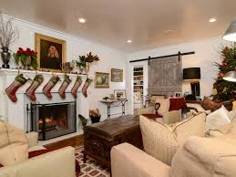 country style living rooms. White Country Christmas: Farmhouse Living Room Style Rooms