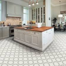 Kitchen Flooring Options Tile Ideas With White Cabinets Best Tiles