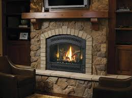 natural gas fireplace inserts menards ventless insert