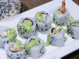 grand rapids catering sushi rolls