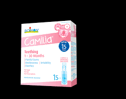 Camilia For Baby Teething Boiron Canada