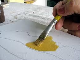 Pintura e restaurao de mesa antiga, com passo a passo