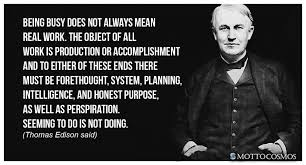 Thomas Edison Quotes Classy Thomas Edison Said Quotes 48 Motto Cosmos Wonderful People Said