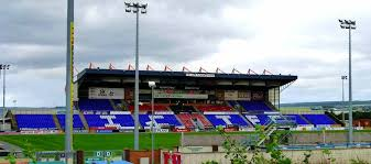 Cal Football Stadium Seating Chart Caledonian Stadium Inverness Thistle F C Football Tripper