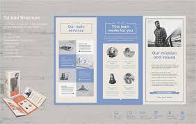 Microsoft Office Tri Fold Brochure Template Microsoft Office Trifold Template With Luxury 33 Tri Fold Brochure