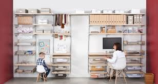 shelving systems for home office. All\u0027elfa Storage Systems Racking Home Office Children\u0027s Room Shelving For