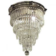 large size of flush mount crystal chandelier light fixture diy cleaner crafts replacements parts magnetic chains
