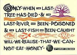 Environmental Quotes By Native Americans. QuotesGram