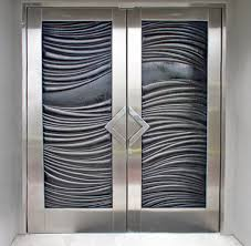 double front doors. Inspiration For A Large Contemporary Entryway Remodel In San Diego With  Gray Front Door Double Doors