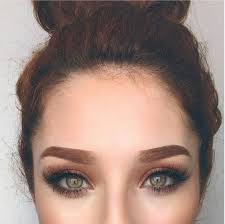 even green eye makeup look fascinating on green eyes here you will find endless options for green eyes an each segment is easy to create as well