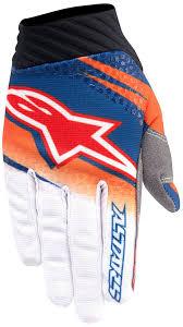 Alpinestars Alpinestar Techstar Venom Motocross Gloves