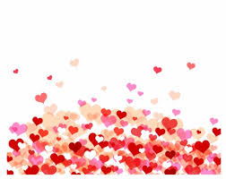 Abstract Hearts Background Vectors Stock In Format For Free Download