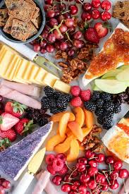 The Best Fruit And Cheese Board Celebrating Sweets