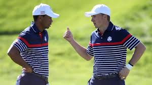 Tiger Woods will never do this in a golf round, according to Jordan Spieth