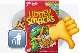 cdc reveals what everyone already knew honey smacks are trash