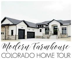 modern farmhouse home tour with household no 6
