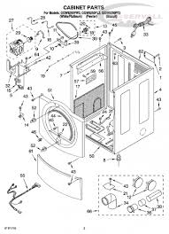 Primary whirlpool imperial series dryer wiring diagram also