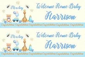 Welcome Home Baby Boy Banner Welcome Home Baby Banner Yupar Magdalene Project Org