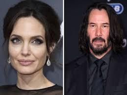 Angelian Jolie Will Angelina Jolie And Keanu Reeves Be