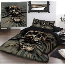 amazing skull bedding 36 about remodel super soft duvet covers with skull bedding