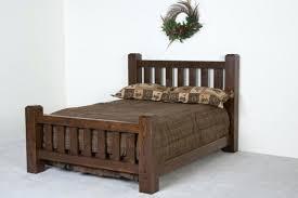 Mission Style Bed Bedroom Set Plans Frame King Bunk ...