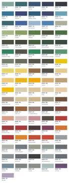 Asian Paint Color Chart