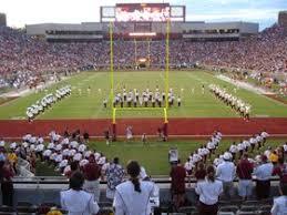 Florida State Football Seating Chart North Carolina State Wolfpack At Florida State Seminoles