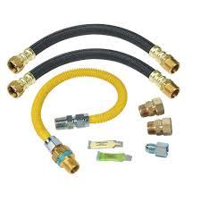 Gas Water Heater Installation Kit Brasscraft Safety Plus Gas And Water Installation Kit For Gas