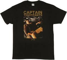 Firefly Captain Tightpants T Shirt