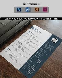 Resume Templates Design Resume Creativework247 Fonts