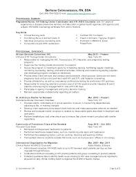 Registered Nurse Resume Objectives – Kappalab